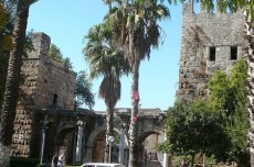 Antalya vestiges antiques