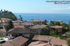 Antalya - vue des toits