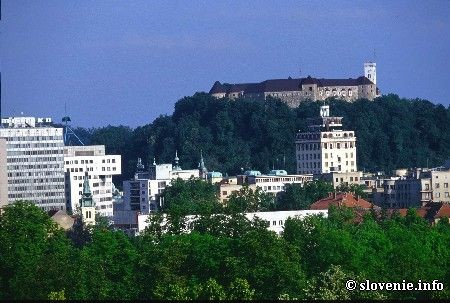 Chateau Ljubljana