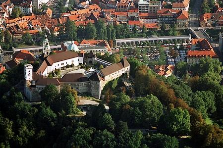 Chateau Ljubljana Slovenie