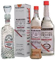 Maraschino liqueur de la région de zadar
