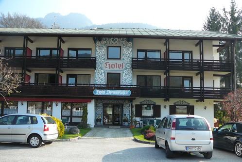 hotel brennerbaschat bischofwiesen baviere