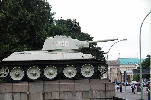 Berlin char russe