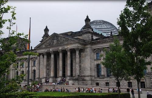 Berlin parlement Bundestag
