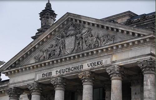 Bundestag parlement allemand