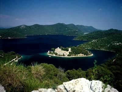 Parc Mljet Croatie