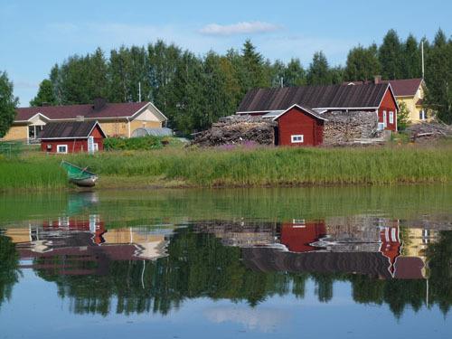 voyage finlande en ete