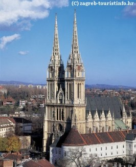 Zagreb Cathedrale