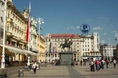 Zagreb Place Jelacic