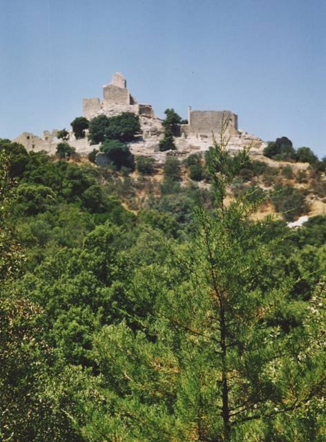 Le parc archéominier de San Silvestro en Toscane (Italie) 1