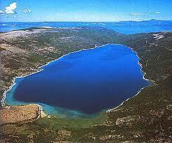 vransko jezero parc vrana croatie