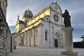 cathedrale sibenik dalmatie