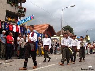 Guca festival Gucha Dragaveco : le festival des fanfares en Serbie 25