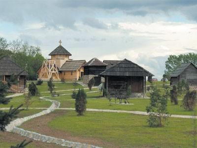 Moravski Konaci - Ethno village Morava : un concentré de la culture serbe (Serbie Centrale) 1