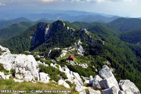 Risnjak parc national croate
