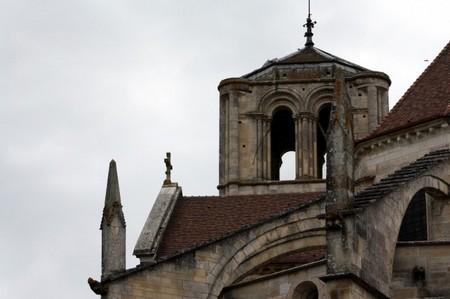 vezelay clocher