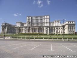 Casa poporului Bucarest