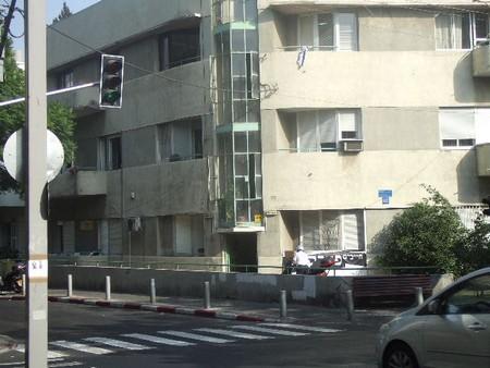 Tel Aviv rothschild Bauhaus