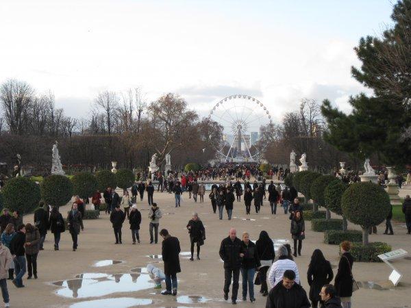 jardins du Carrousel paris