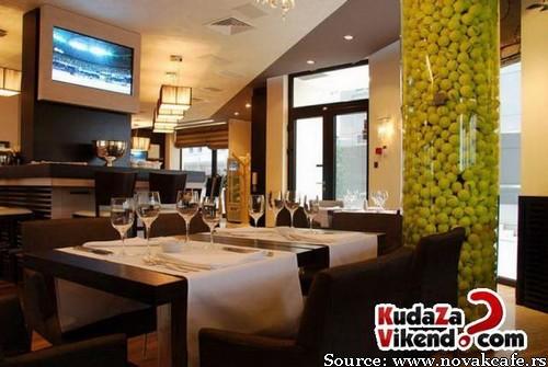 Djokovic Novak restaurant Belgrade