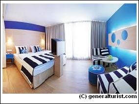 Zadar Hotel Iadera