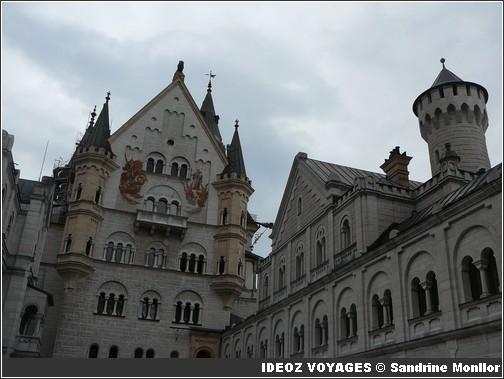 Neuschwanstein, Linderhof, Herrenchiemsee : merveilleux châteaux de Louis 2 de Bavière 7