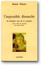 L'impossible dimanche (le huitième jour de la semaine) de Marek Hlasko (Littérature polonaise) 1