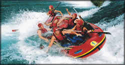 rafting neretva