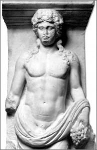 exposition louvre Macedoine Dionysos portique des enchantees Salonique
