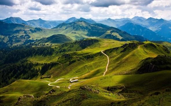 montagnes serbie