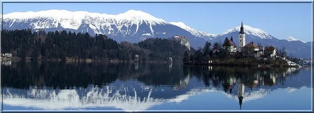 voyage slovenie hiver