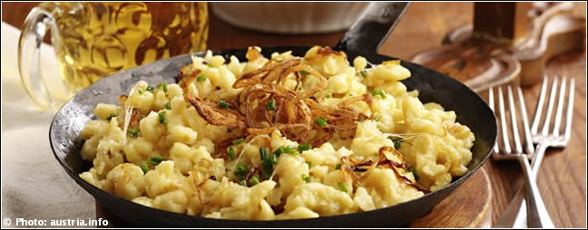 spatzle au fromage cuisine allemande