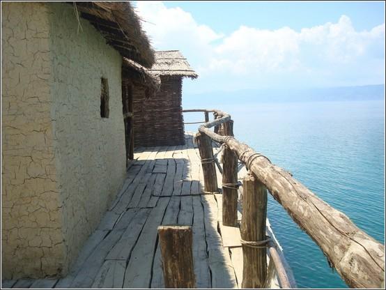 Bitola village palafite macedoine