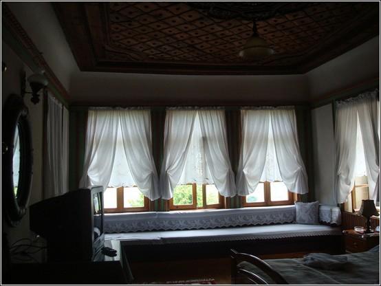 Gjirokastra Hotel Albanie Voyage de lItalie aux Balkans (Slovénie, Croatie, Serbie, Macédoine, Albanie)