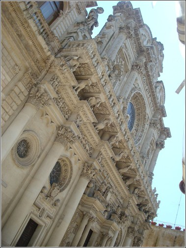Lecce Italie