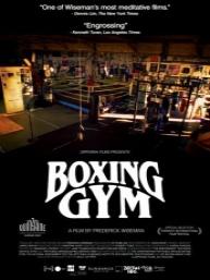Boxing Gym de Frederick Wiseman