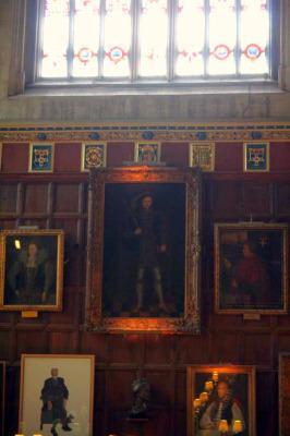 Portait Henry VIII Oxford