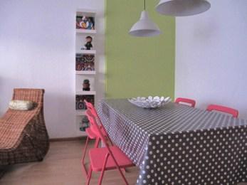 Location vacances Berlin Barbarossa - salle à manger