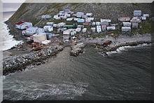 Inuits iles diomede