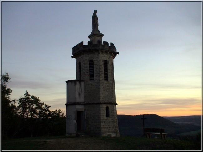 Tour Malakoff Sermizelles Vezelay