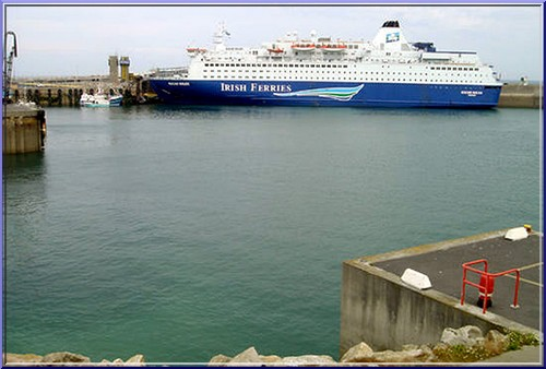 roscoff ferry irish ferries