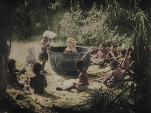 tribu ile lointaine amerique