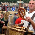 Oktoberfest bretzel