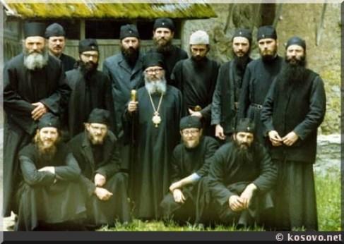 CRNA REKA monastere et moines