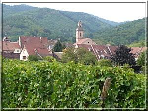 Riquewihr alsace plus beaux villages de france
