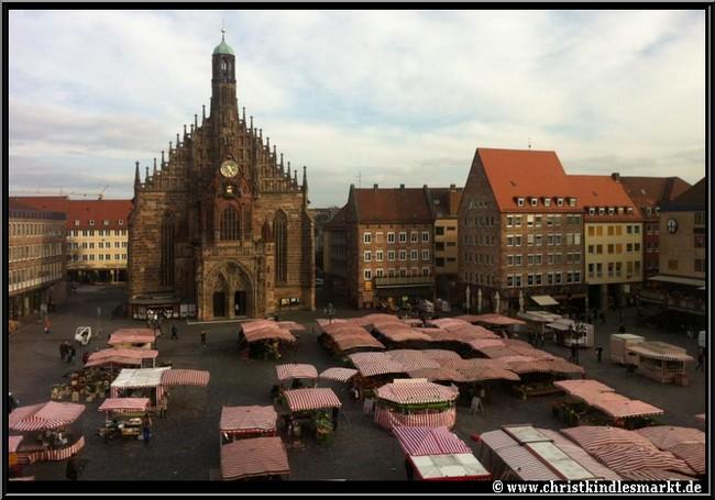 Marche de noel Nuremberg Baviere