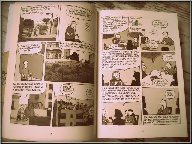 chroniques de jerusalem guy delisle page 12