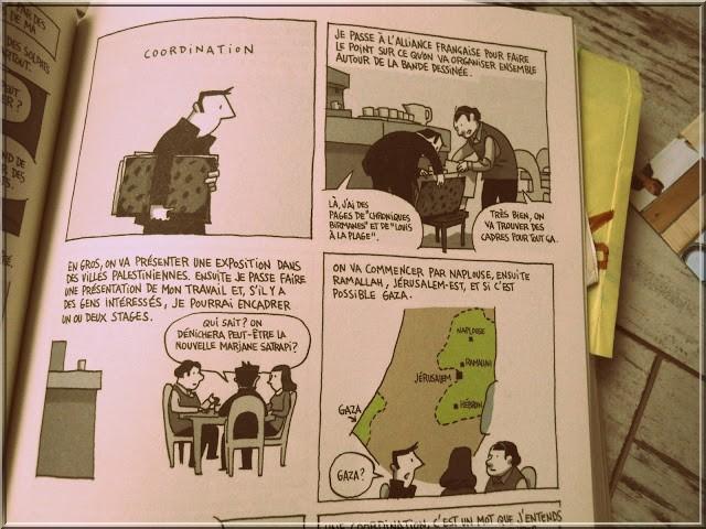 chroniques de jerusalem guy delisle page 17