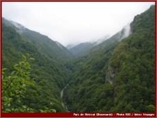 Retezat parc national roumanie riviere