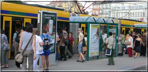 budapest bus station